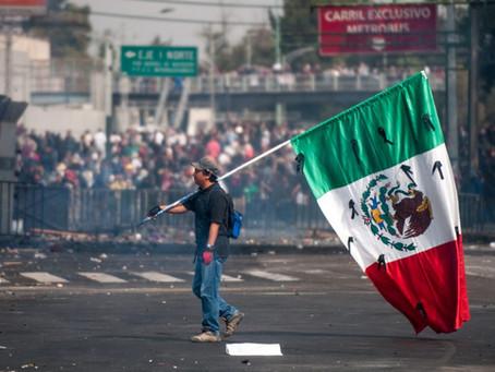 Principio de la política y el tiempo  (Un mexicano que el tiempo perdía)