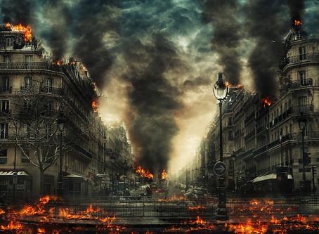 Imágenes y música para el fin del mundo