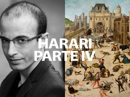 La religión y la creencia en dios en el mundo contemporáneo IV: Yuval Noah Harari