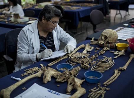 ¿Qué hace un antropólogo?