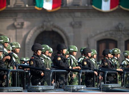 Fragmento de investigación:  Guerra contra el narcotráfico