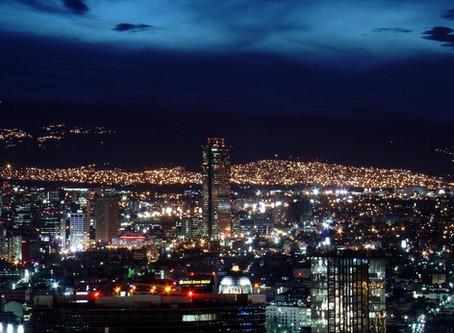 Conflicto del límite: Ciudad de México