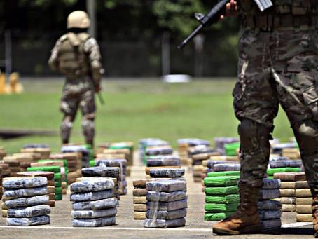 La militarización de la guerra contra el narcotráfico