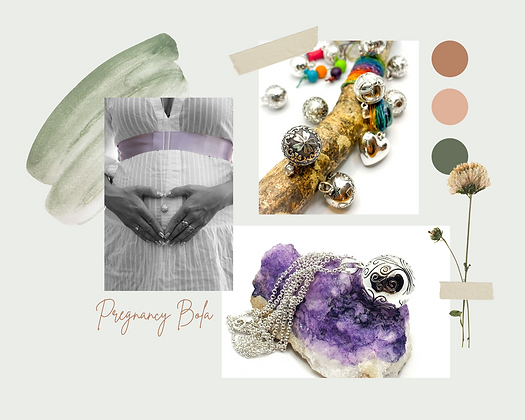 2Green Pink and Brown Soft and Dainty Color Inspiration Moodboard Photo Collage.png