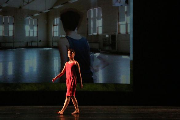 Emily Climer - Pivot - Dot Armstrong - University of Iowa dance