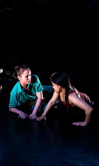 Emily Climer dance - Filament