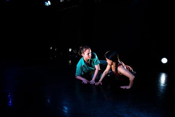 Emily Climer dancer and choreographer