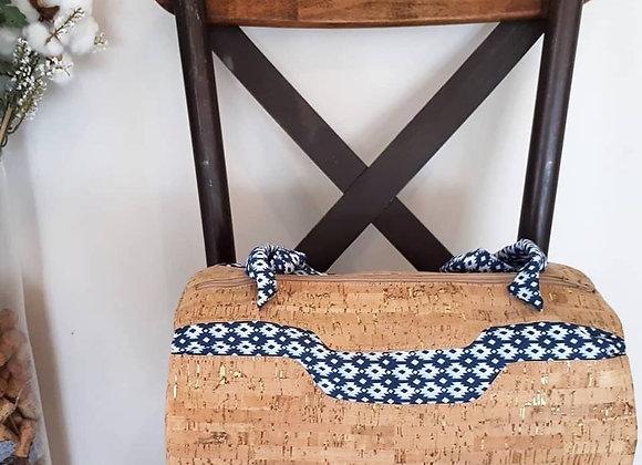 Grand sac femme/lange - Tissu Aztéque
