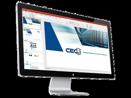 CEG Powerpoint Template