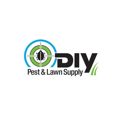 DIY Pest & Lawn Supply Logo Design
