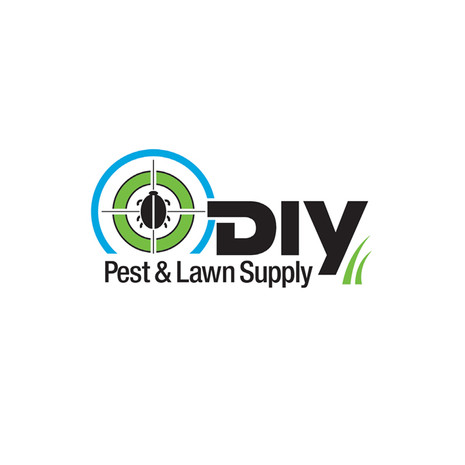 DIY Pest & Lawn Supply Logo Design