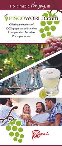 Beverage Industry Graphic Design