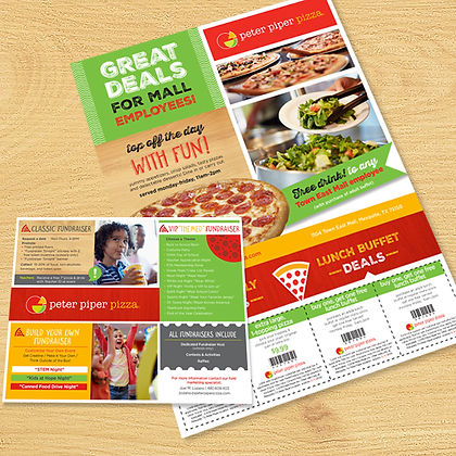 Restaurant Food Industry Graphic Design