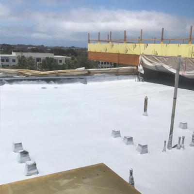 Spray Foam Insulation Roof