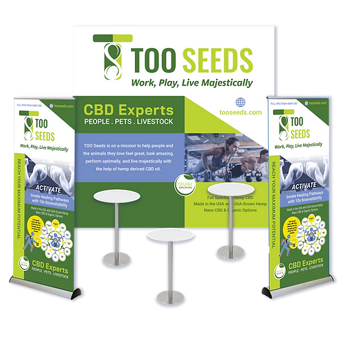 CBD Event Graphics