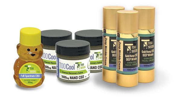 CBD Product Labels