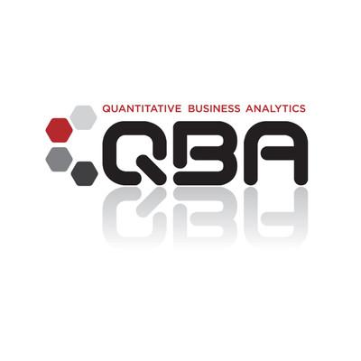 Quantitative Business Analytics Logo Design