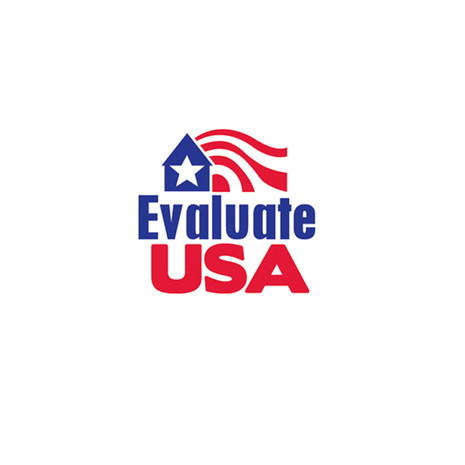 Evaluate USA Logo Design