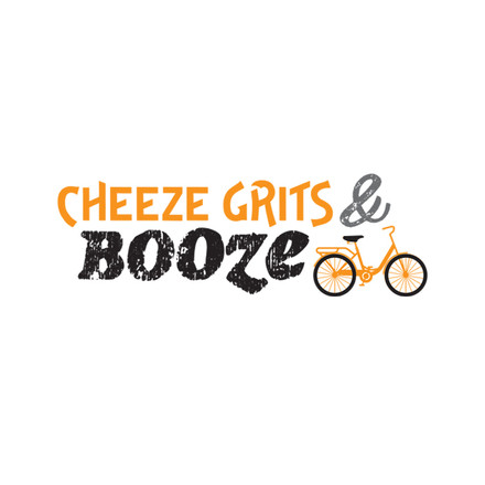 Cheeze Grits and Booze Logo Design
