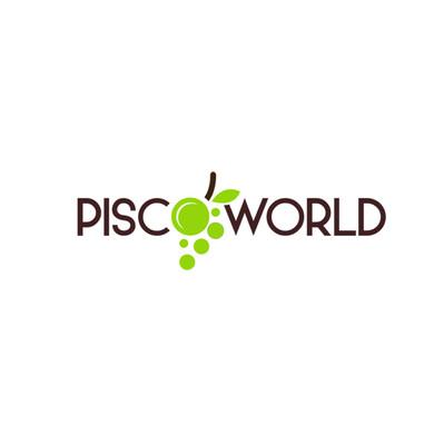 Piscoworld Logo Design