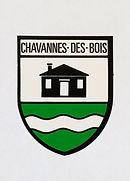 Ecusson autocollant Chavannes-des-Bois - CHF 2.00