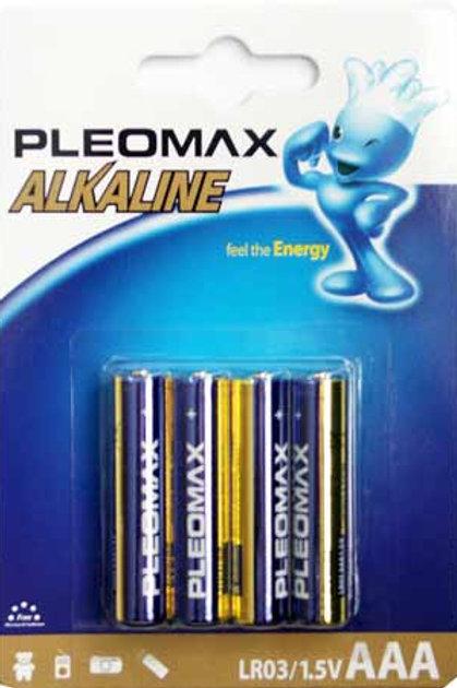Батарейки AAA-LR-03 SAMSUNG PLEOMAX