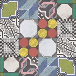 I-Gattipardi Colour Mix 60x60