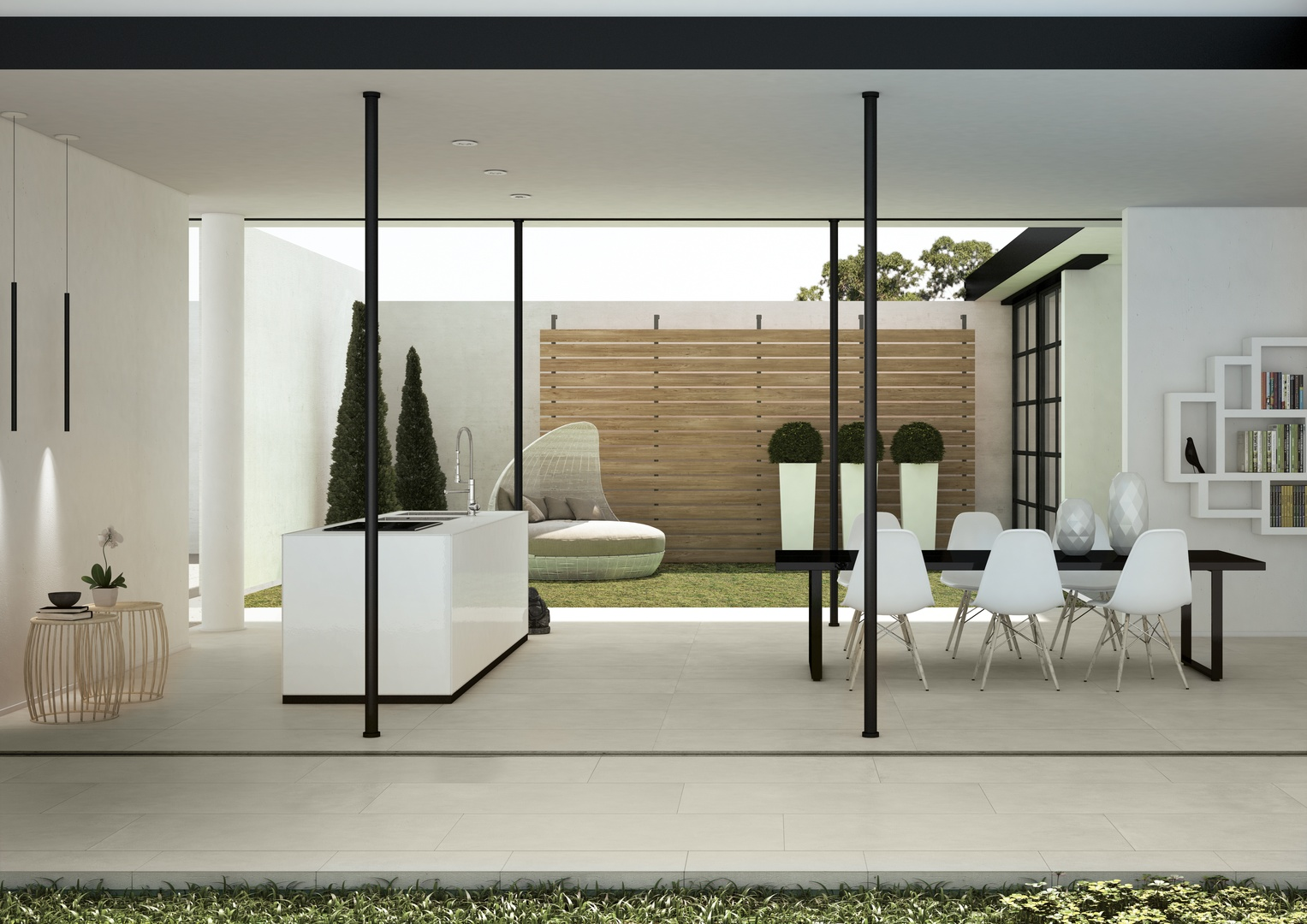 PAVIMENTI Outdoor - Indoor