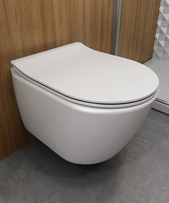 SANITARI-Cover Slim white