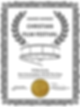 Of All The Days Best Screenplay Award CFF Jul 18 Phillip  Hardy.png
