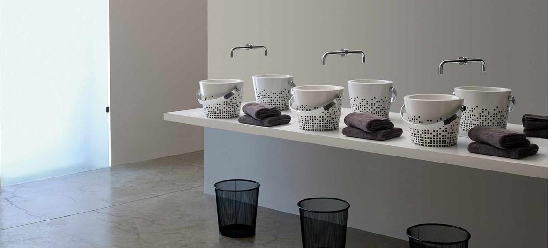 bucket ambiente Scarabeo Ceramiche