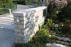 Muro in marmo