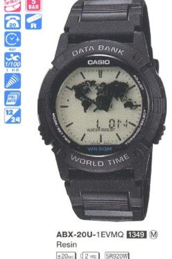 Часы Casio ABX 53BU-8A