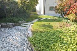 Ciottoli di fiume e pietra