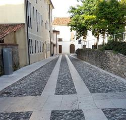 via Rialto a Marostica (Vi)