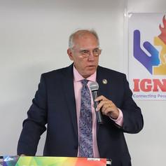Mayor Jack Longino