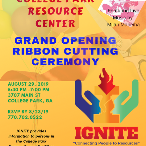 Grand Opening 2019