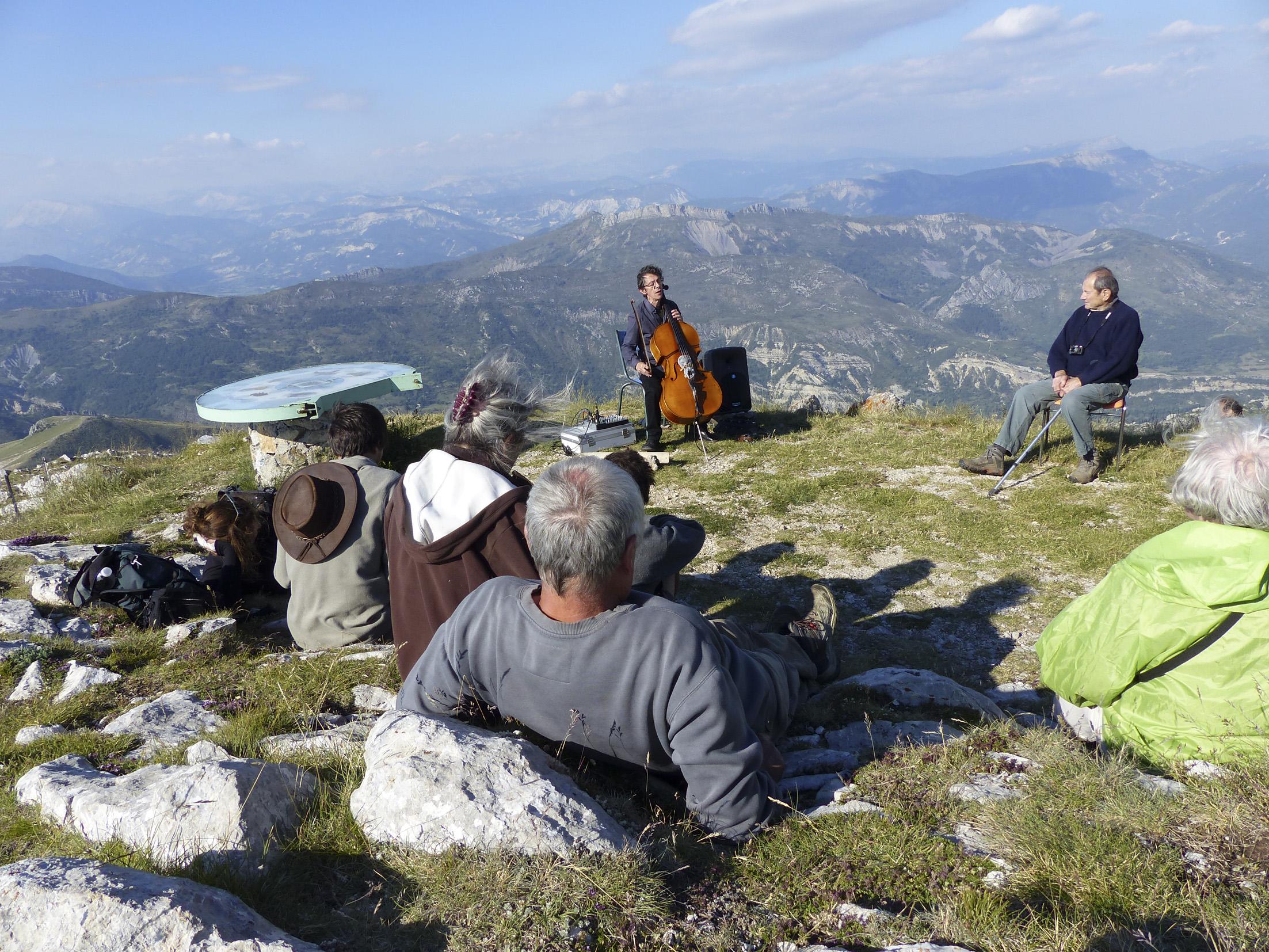 Mont Chiran - Alpes