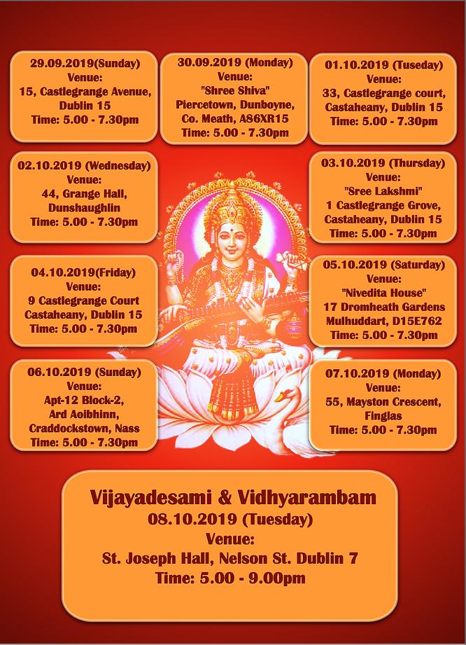 Navarathri 2019 2