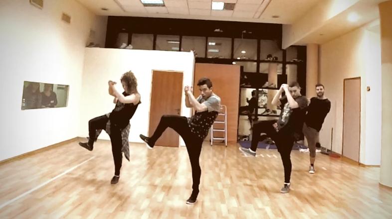 ללמוד לרקוד היפ הופ 2