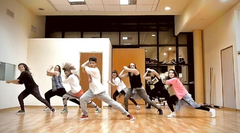 ללמוד לרקוד היפ הופ 3
