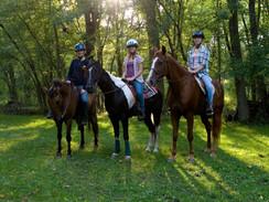 Selecting a Trail Riding Destination