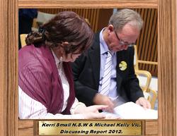 002 Kerri Small and Michael Kelly