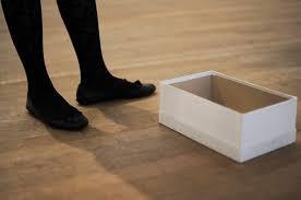 Shoe box Opening