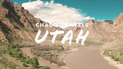 Chaco Travels Utah