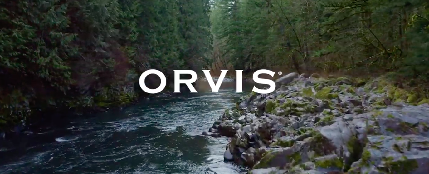 "Orvis ""The Great Awaits"" Commerical"