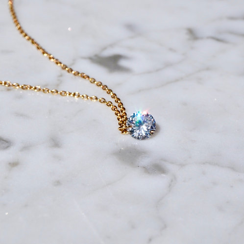 Monroe Dimond Necklace