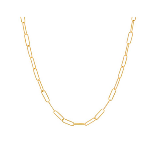 Melli Paperclip Chain