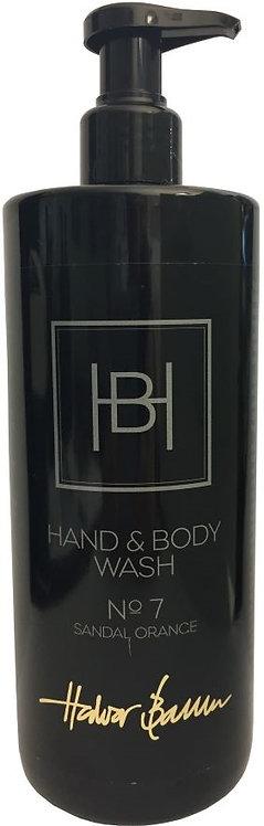 Halvor Bakke, Hand & Body Wash, No 7