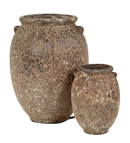 Keramikkurne, stor